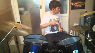 one thing leads to another the fixx drum cover