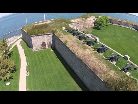 Castle Island Boston MA