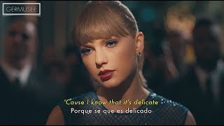 Taylor Swift - Delicate (Subtitulada en Español + English Sub) [Official Video] Video