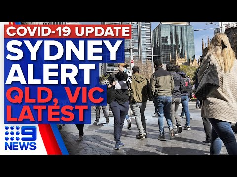 Coronavirus: Sydney's mystery cases, QLD border ultimatum | 9 News Australia