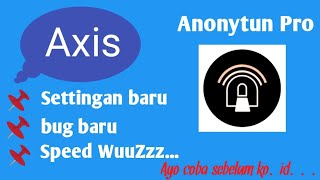 TRIK INTERNET GRATIS AXIS OPOK 2018