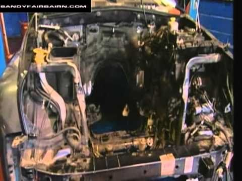 The Garage - Sandy Fairbairn - Jeep Wrangler Engine Remove/Replace