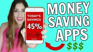 5 Money-Saving Apps | SAVE You Money When You