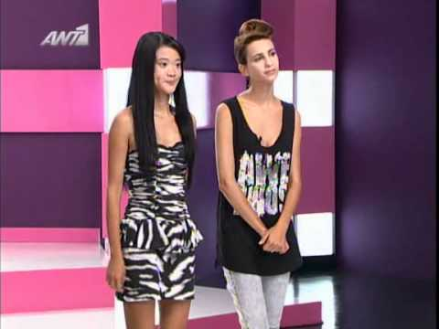 Greeces Next Top Model S2 / E08 [ 6 of 6 ] ANT1 GR ( 06