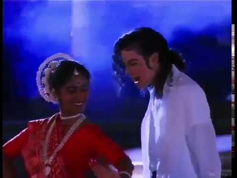 Michael jackson INDIAN dance(baratha naatiyam)