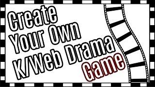 إنشاء الخاصة بك ك/ويب دراما الباب اللعبة