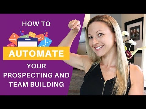 Email Marketing Tips - How To Automate Your Prospecting & Team Building With An Email Autoresponder