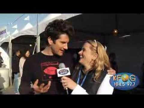 Matt Nathanson 2008 KFOG Kaboom Interview