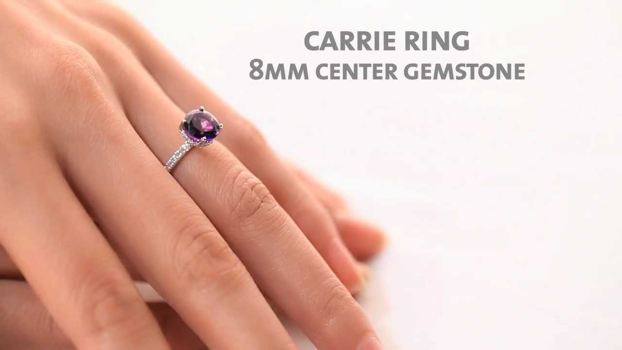 Carrie Ring (8mm)