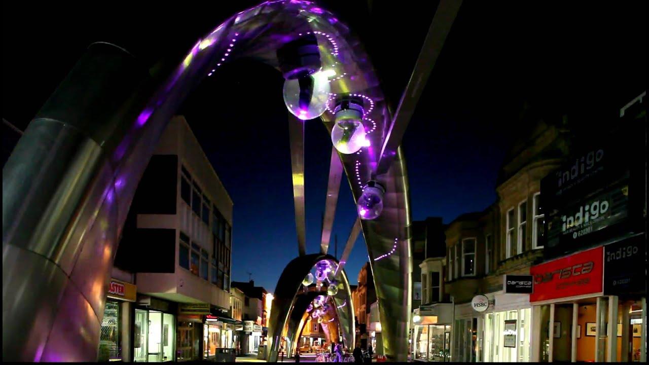 brilliance lighting. Brilliance Blackpool, Show 1 Lighting F