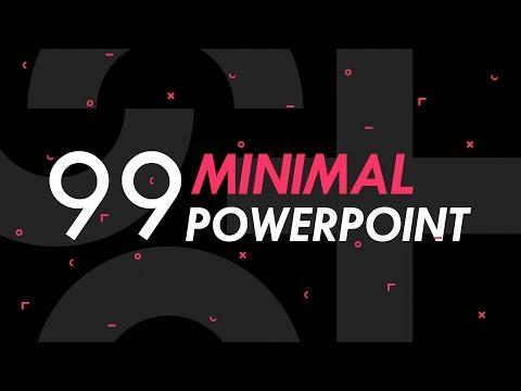 Animated PowerPoint Intro Slide Design Tutorial