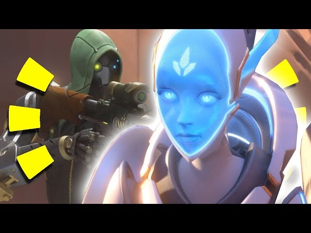Overwatch - 6 MORE HEROES CONFIRMED!!  ( + More Ashe Gameplay )
