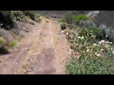 Rich Hill Arizona Gold Claim Testing Part 2
