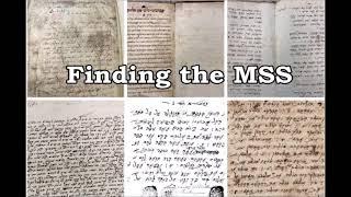 Finding Hebrew New Testament MSS