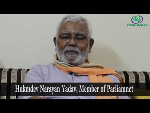 Interview of Hukmdev Narayan Yadav, Member of Parliament