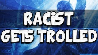 The Most Racist Kid I Ever Met (Call of Duty: Black Ops 2 Trolling)