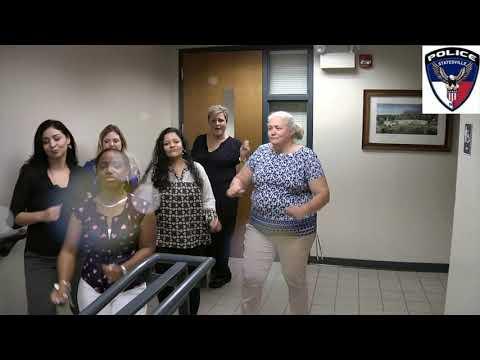 WMV Statesville PD Lip Synch Challenge