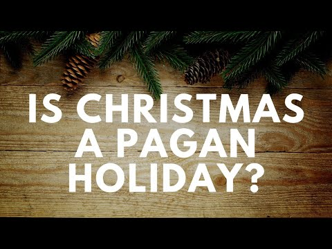 Bring It On-Line: Christmas a Pagan Holiday?