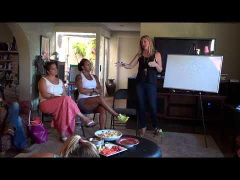 """Team Meeting on """"The 45 Second Presentation that Will Change Your Life"""""""