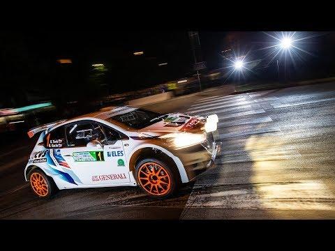 8. rally Vipavska dolina 2018 | SS 1 - Ajdovščina | Rok Turk - Blanka Kacin (Peugeot 208 T16)