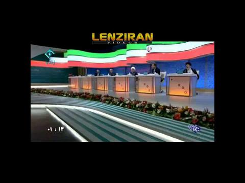 Interesting footage of debate  :Ahmadinejad invited to debate with Hassan Rouhani !