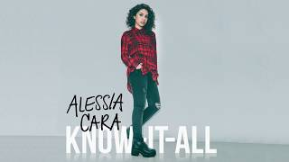 Alessia Cara - Stone Feat. Sebastian Kole (Letra/Lyrics)