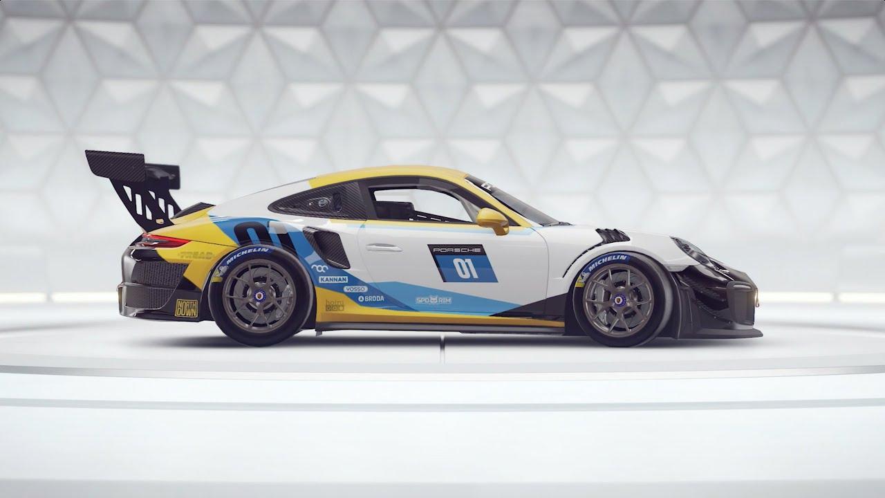 Enter the Porsche Legacy: Asphalt 9 Legends