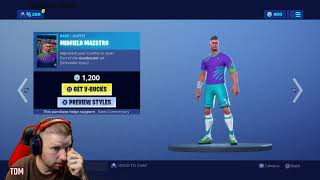 NEW FORTNITE ITEM SHOP UPDATE sweaty soccer skins, scourge, plague, way pint, dab, dance therapy