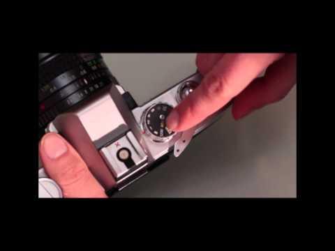 tuto #1 labo: prise en main d'un appareil argentique
