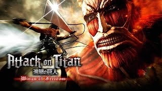 Attack on Titan Wings of Freedom PC Gameplay 1080p 60fps