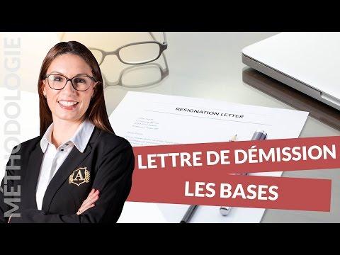 Comment faire une lettre de démission : Les bases - Méthodologie - digiSchool