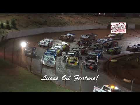 Rome Speedway Lucas Oil 10/1/17 Official Highlights!