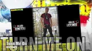 Dexta Daps - Turn Me On (Clean) [Illusion Riddim] June 2012