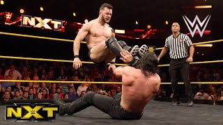 Finn Bálor vs. Elias Samson:  WWE NXT, May 11, 2016