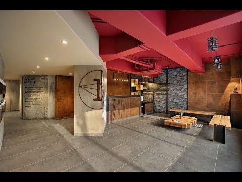 3d gym design walkthrough by ecdesign interior design software for Gym design software