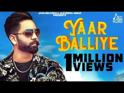 yaar-balliye-|-(full-hd)-|-johar-|-new-punjabi-songs-2019-|-latest-punjabi-songs-2019