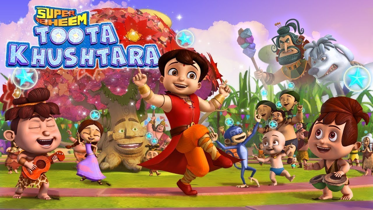 Super Bheem Toota Khush Tara (2017) HDRip Hindi Full Movie Watch Online Free