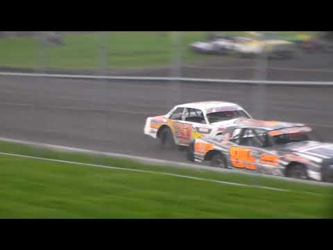 Hobby Stock Heat 1 @ Boone Speedway 05/05/18