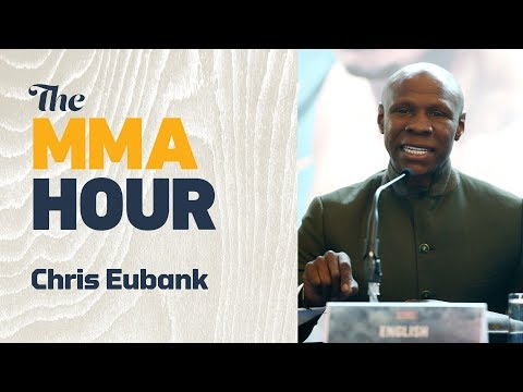 Chris Eubank: Conor McGregor Should Have Run at Mayweather 'Like a Madman'