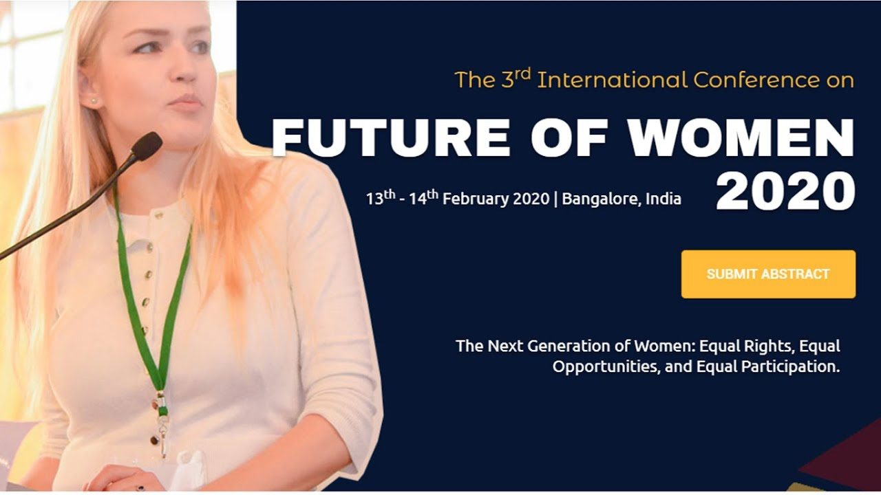 Home | The 3rd International Future of Women Conference 2020