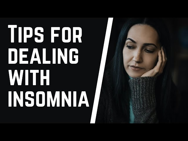 Tips For Getting Rid of Insomnia