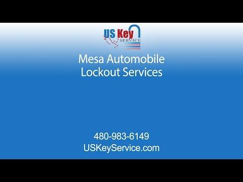 Mesa Lockout Services | US Key Services