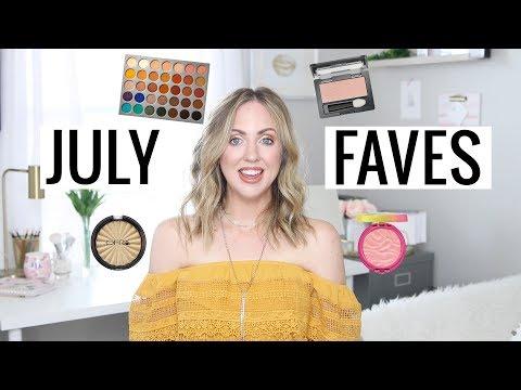 July Beauty Favorites | Morphe | Ofra | Physicians Formula| Estee Lauder | NYX