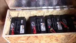 Upgrading Solar Panel System from 12V to 24V