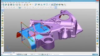 scan to cad complete reverse engineering with delcam powershape