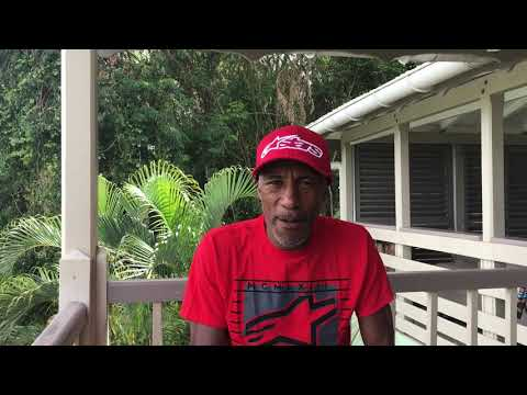 Danny John Jules  Death In Paradise message to XpressCoffee