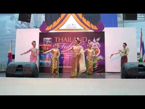 Thailand Festival in Manila | Thai Cultural Dancers