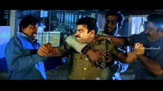 Malayalam Movie | Highway Police Malayalam Movie | Riyaz Khan,Babu Antony Thrashes the Rowdies
