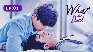 What The Duck - Episódio 01 (Legendado) (BL-Drama/Yaoi)  รักแลนดิ้ง
