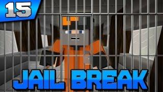 Minecraft: JAIL BREAK! - EP15 - EMERALDS! (BCJ)